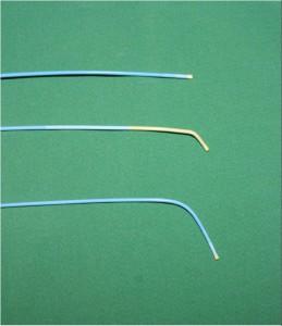 désilet artériel sans guide
